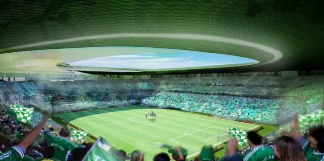 Timsah Arena için yeni pazarlık