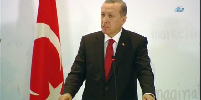 Erdoğan, Şehit Savcı Kiraz için Kur'an-ı Kerim Okudu