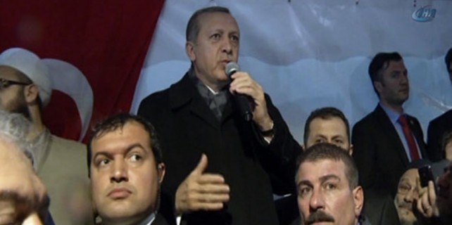 Erdoğan: 'Korkuyu korkutmamız lazım'