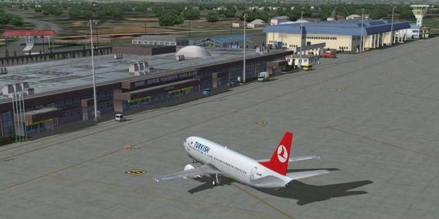 Bursa Diyarbakır uçuşu için Erdoğan devrede