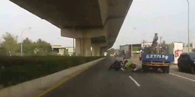 Böyle kaza görmediniz!
