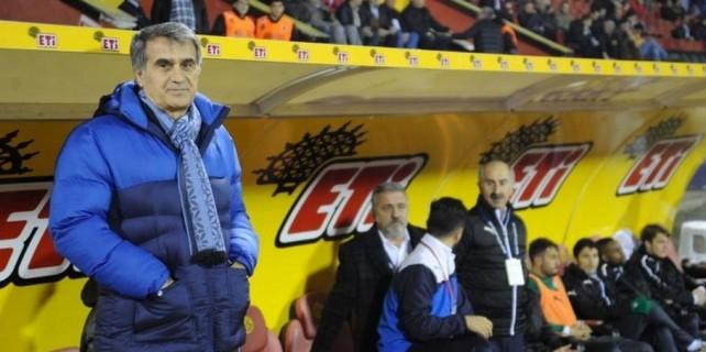 Şenol Güneş Galatasaray'a mı gidiyor