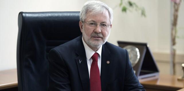 Uludağ Üniversitesi yeni rektörü Yusuf Ulcay