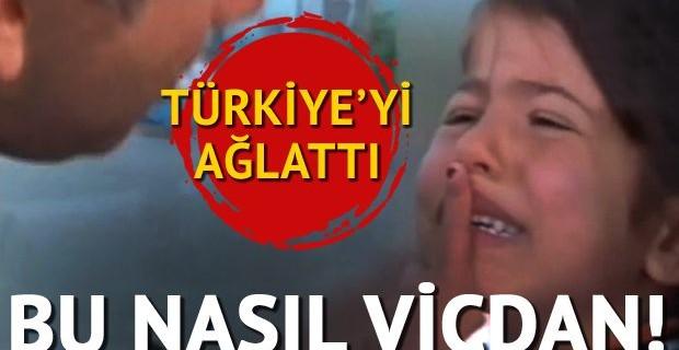 Minik Ayşe Türkiye'yi ağlattı