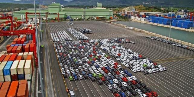 Bursa'nın ihracatı yüzde 15 geriledi