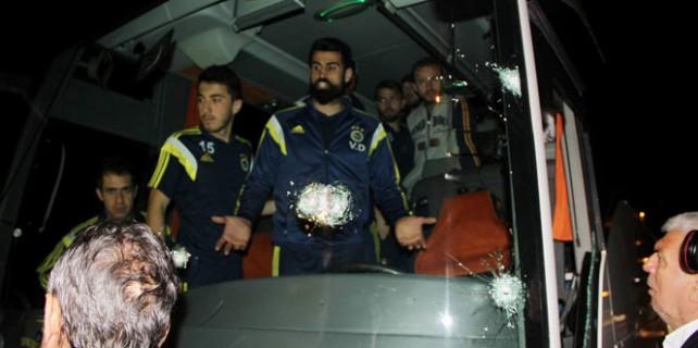 Dünya basını Fenerbahçe'ye saldırıyı böyle duyurdu