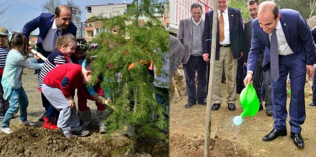 Kentsel dönüşümde hedef yeşil mahalleler