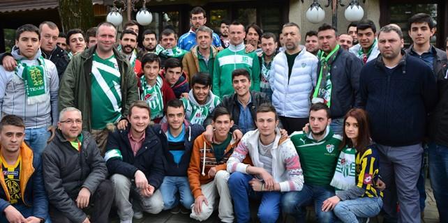 Bursasporlu taraftarlardan destek çağrısı