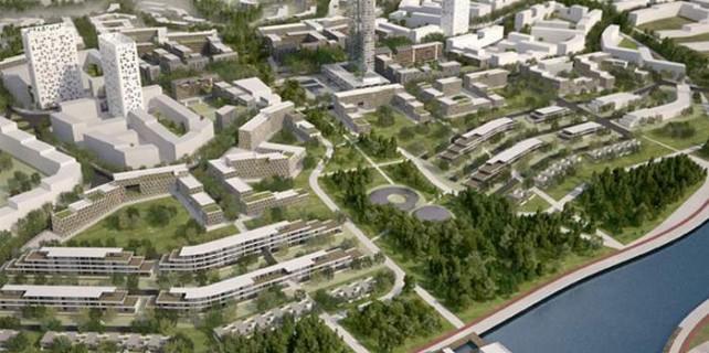 Nilüfer Belediyesi Dubai modelinde ısrarcı