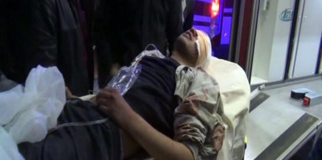 IŞİD sınırda bombayı patlattı: 8 ölü, 23 yaralı