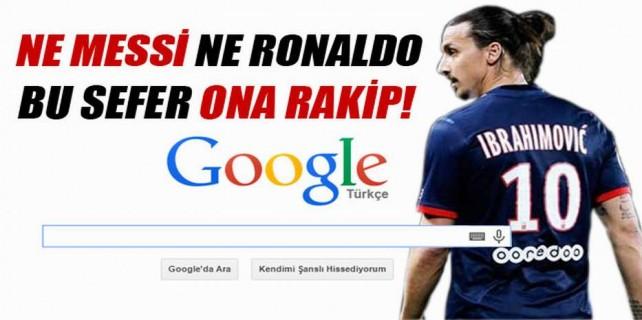 Yıldız futbolcu Google'a rakip oldu