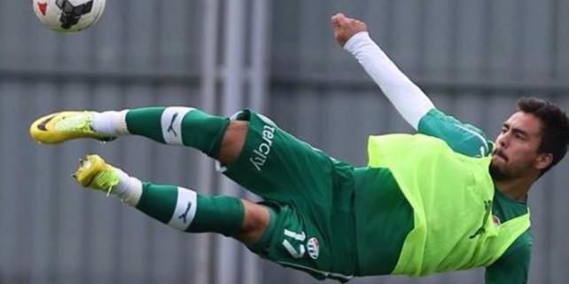 Batalla hayranı genç futbolcu şampiyonluk istiyor