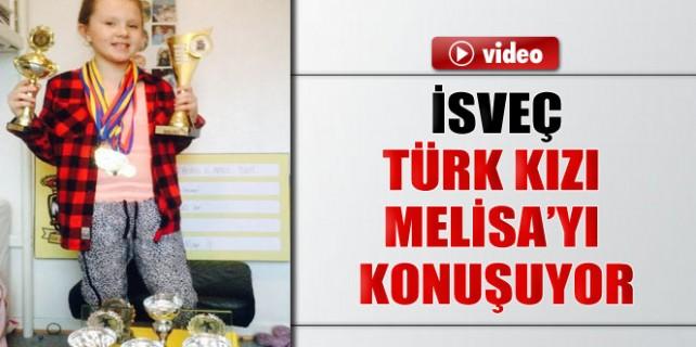 İsveç Türk kızını konuşuyor