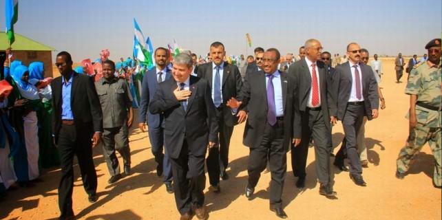 Somali'den Kani Torun'a öyle bir destek geldi ki...