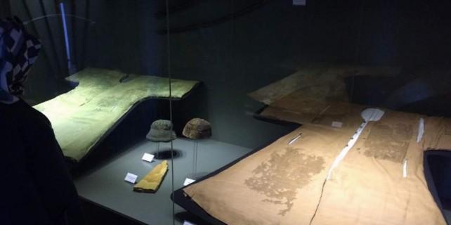 500 yıllık tarihi emanetler