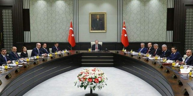 Erdoğan'dan flaş karar