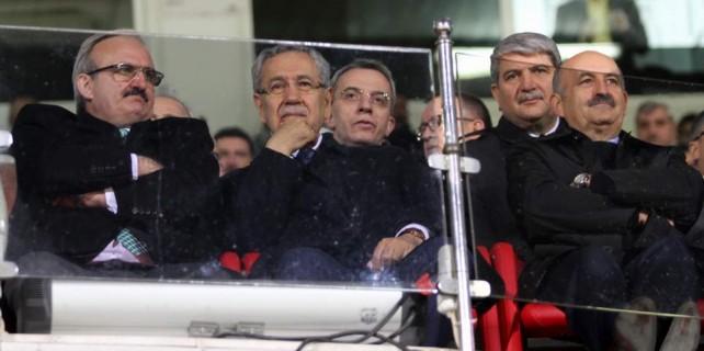 AK Parti'nin abileri Bursa'da biraraya geliyor