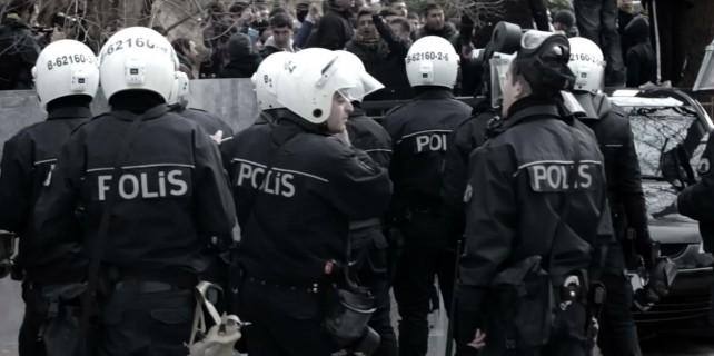 Bursa'da 600 polis memuruna soruşturma