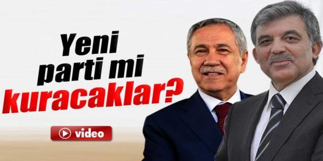 Arınç Bursa'da açıkladı: Yeni parti kuracak mı?