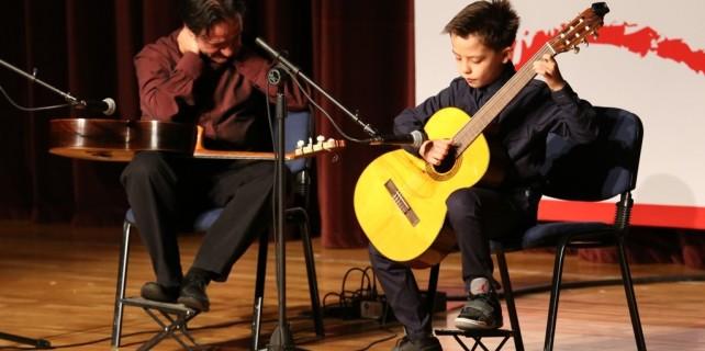 Nilüfer'de klasik gitar yarışması heyecanı