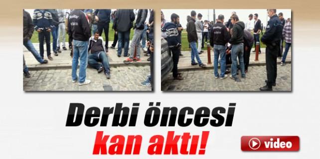 İki Beşiktaş taraftarı bıçaklandı