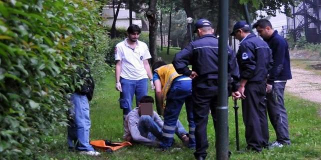 Bursa'da uyuşturucu kullanan iki gencin acı sonu