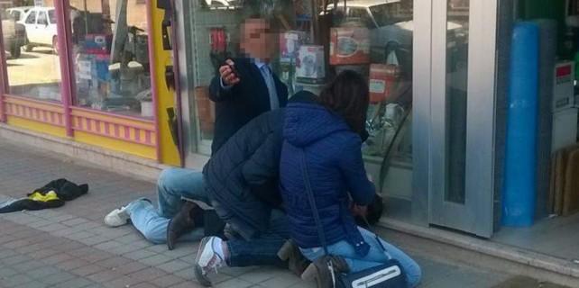 Bursa'da nefes kesen zehir operasyonu