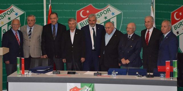 Bursaspor'da Bölükbaşı yeniden aday mı?
