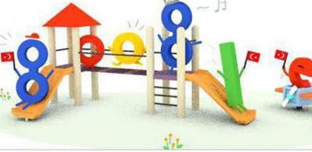 Google 23 Nisan'ı unutmadı!