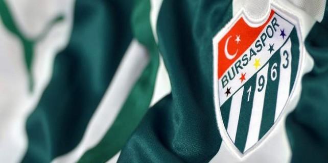 Bursaspor'da 3 yıldıza güzel haber