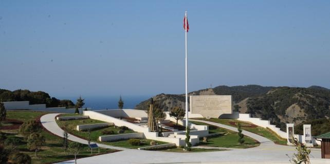 Çanakkale'deki Kireçtepe Jandarma Şehitliği açılıyor- CANLI YAYIN