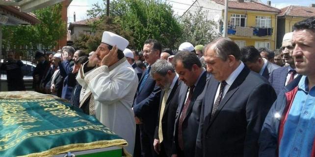 Bursa'da müftünün en acı görevi