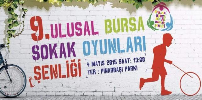 Bursa'da sokak oyunlarına 80'ler dopingi