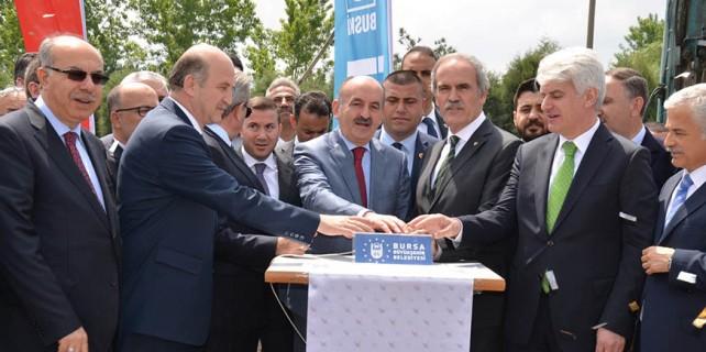Türkiye'ye örnek olacak bir tesis