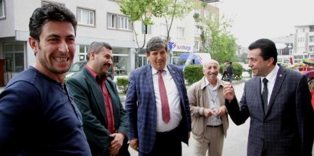 Fevzi Zırhlıoğlu: Esnaf siftahsız dükkan kapatıyor