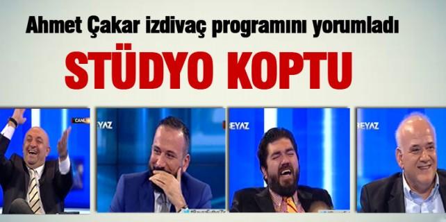 Ahmet Çakar herkesi krize soktu