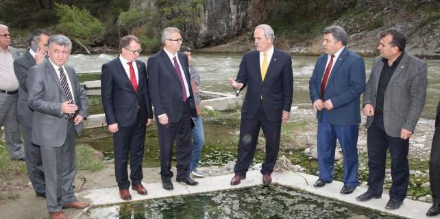 Bursa'nın şifali suları sonunda değerleniyor