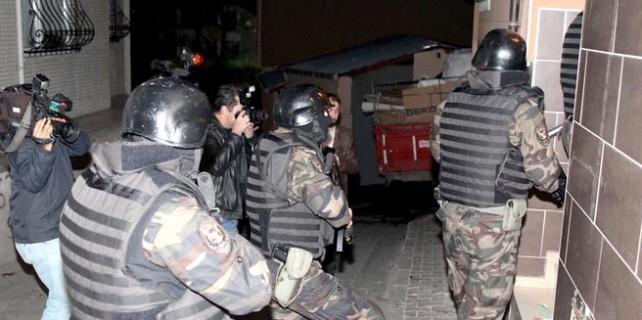 Bursa'dan kaçırılan çocuk için dev operasyon