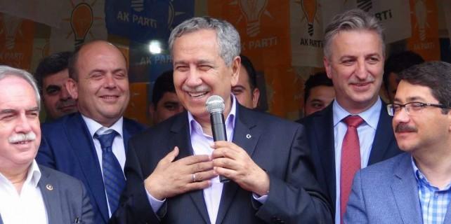Arınç, Başbakan ve Gül arasındaki polemiği değerlendirdi