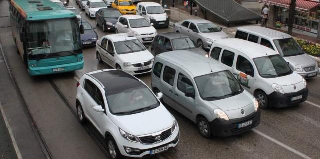 Yarın Bursa'da trafiğe çıkacaklar dikkat...