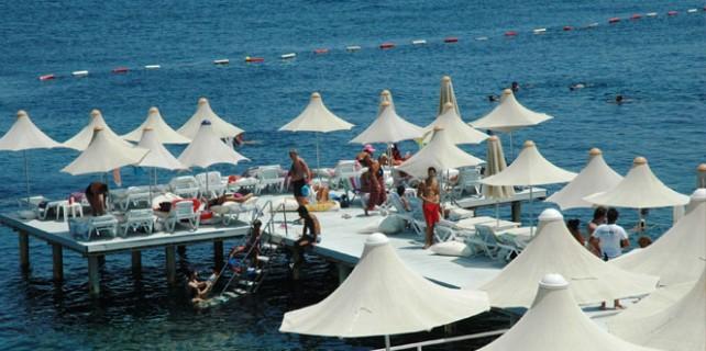 İşte yaz aylarının gözde tatil yerleri...