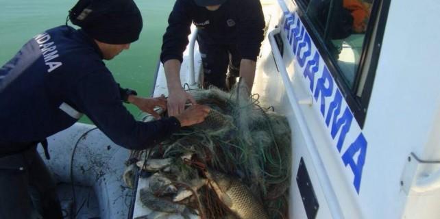 Kaçak av yapanlar avlandı...
