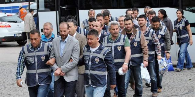 Bursa'daki SGK operasyonunda 10 zanli adliyede