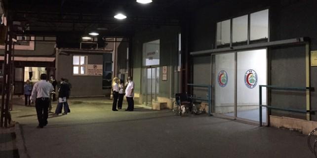 Bursa'da ebola alarmı! Hastane acili boşaltıldı