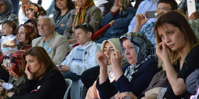 Bursa'da herkesi ağlatan şiir