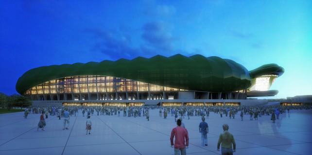 Timsah Arena için şok- Özel haber