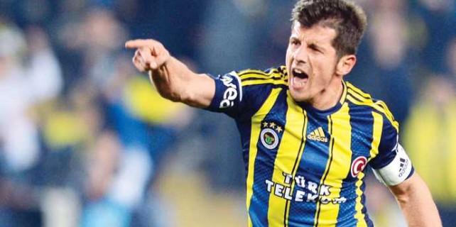 Fenerbahçeli Emre'ye feribotta saldırı