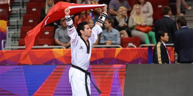 Milli sporculardan büyük başarı!