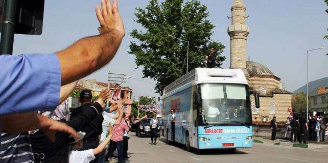 Başbakanın Bursa'ya müjdeleri