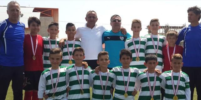Rahmiye Malcıoğlu Finallerde